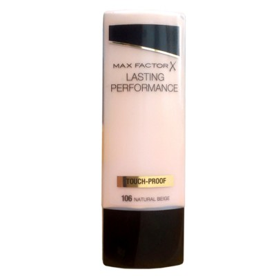 Max Factor Lasting Performance tekutý make-up 106 Natural Beige