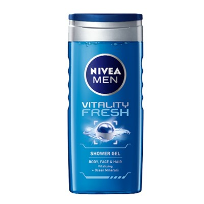 Nivea Vitality Fresh sprchový gel 250 ml