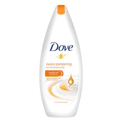 Dove Purely Pampering sprchový gel s olejem 250 ml