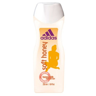 Adidas Soft Honey sprchový gel 250 ml