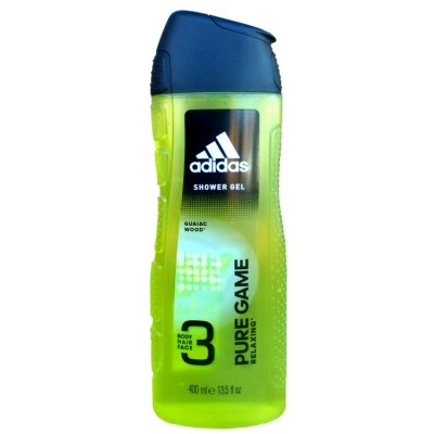 Adidas Pure Game Men sprchový gel 400 ml