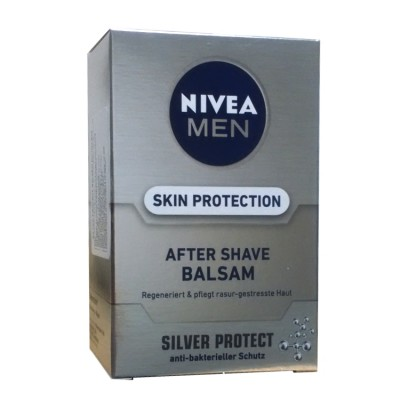 Nivea for Men Silver Protect balzám po holení 100 ml