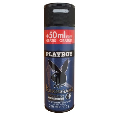 Playboy King of The Game deodorant 200 ml