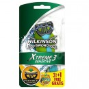 Wilkinson Sword Xtreme 3 Sensitive 4 ks