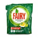 Fairy All in One Lemon kapsle do myčky 85 ks